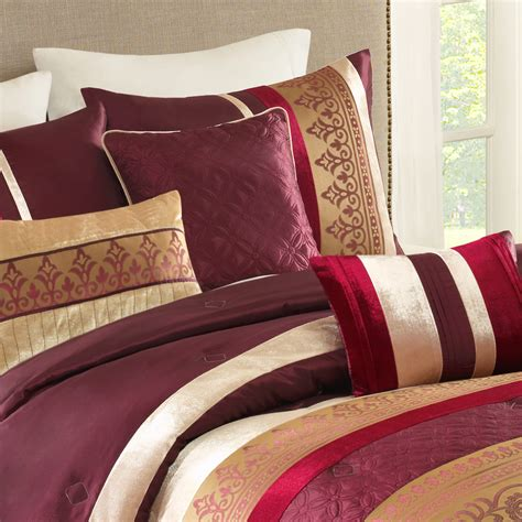 Segiempat Satin Emboss Jacquard Silk Murah gold bedding shopping list catherine lansfield embossed gold floral duvet cover set