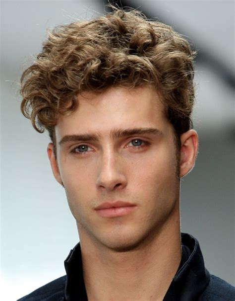 hairstyles for boys with thick wavy hair men s hairstyles trend men s curly hairstyles for thick hair