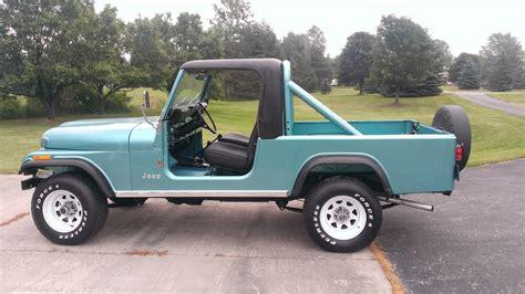 amc jeep cj7 100 amc jeep cj7 jeep cj7 for sale hemmings motor