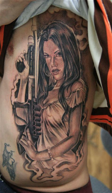 chicana tattoos chicano tribal tattoos design