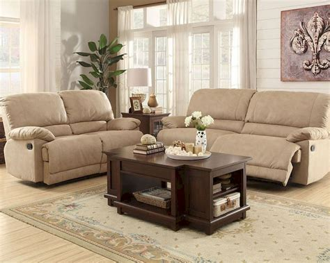 recliner and sofa set reclining living room sets you ll
