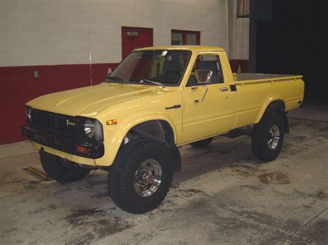 1981 Yellow 4x4 Yotatech Forums