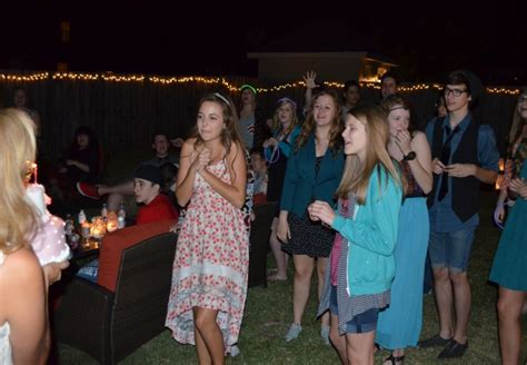 backyard party song 9 sure hit party themes for teenagers party theme ideas