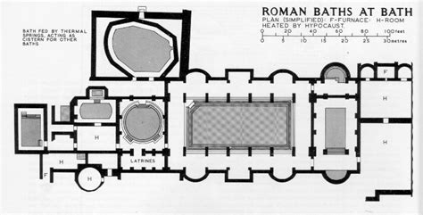 layout of roman bath house roman baths plan get domain getdomainvids home building