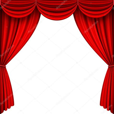 red curtain vector vector red stage curtains stock vector 169 pingebat 75136401