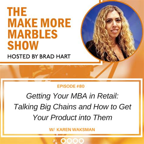 Waksman Retail Mba Torrent by Make More Marbles Use These Simple Strategies To