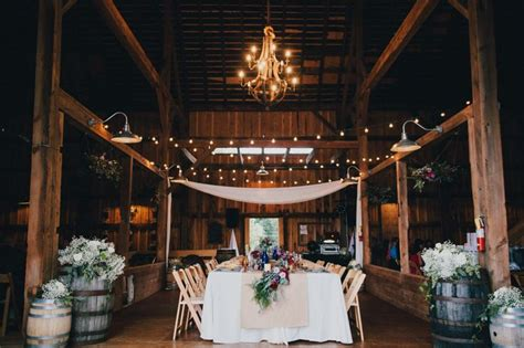 rustic wedding venues east barn wedding hayloft in the grove east ny costamaga design style rustic chic barn