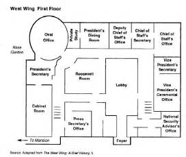 White House Floor Plan West Wing by White House West Wing Floor Plan Floorplan Of The West Wing Of