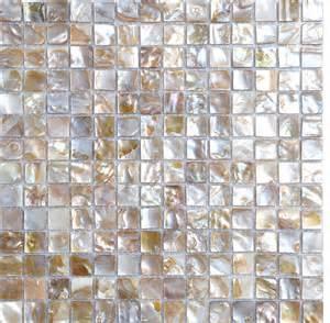 seashell tile backsplash shell tile of pearl tiles bathroom wall tile