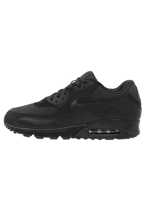 Nike Airmax 90 For 8 nike sportswear air max 90 essential trainers black