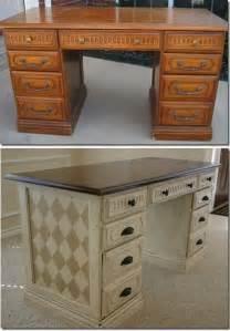 Desk Painting Ideas 17 Best Ideas About Chalk Paint Desk On How To Paint Furniture Paint For Wood