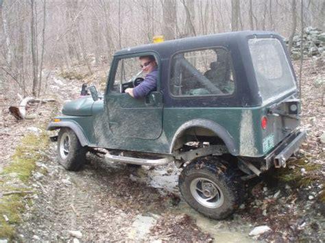 84 Jeep Cj7 Buy Used 84 Jeep Cj7 Fiberglass Tub And Windshield 6cly 4