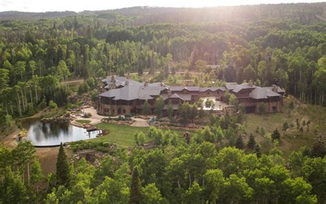 House Square Footage Aspen Grove Ranch A 350 Acre Estate In Kremmling Co