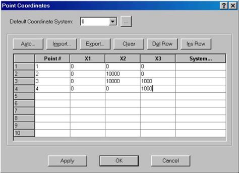 basic outline of setting up an sheet in adina f in