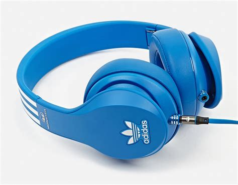 adidas originals teams up with for high performance headphones