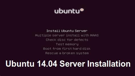setup ubuntu mail server 14 04 ubuntu 14 04 server installation guide and setup lamp