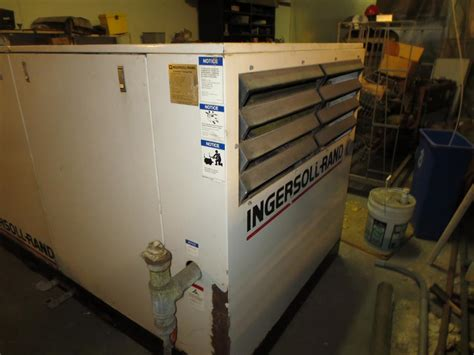 ingersoll rand air compress 256982 for sale used