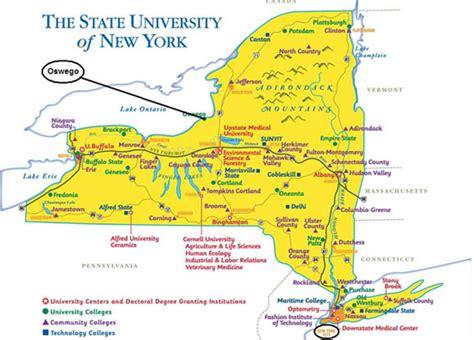 Syracuse Mba Acceptance Rate by Oswego Suny 艾迪留学网