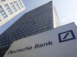 deutsche bank sedi deutsche bank lavoro per laureati graduate program