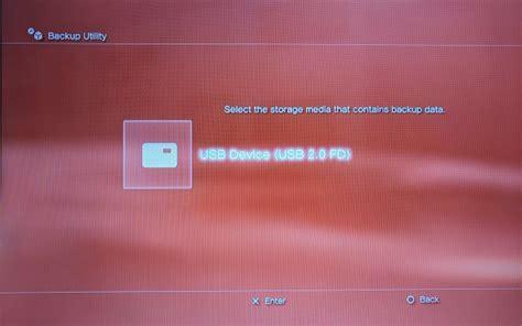 ps3 no video reset doesn t work ps3 191 c 243 mo hacer copias de seguridad e importar juegos