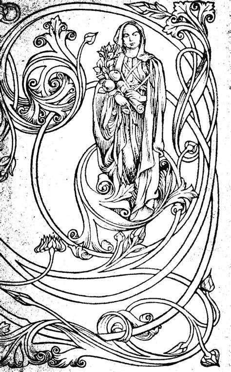printable art nouveau designs art nouveau design a design style of late 19 century