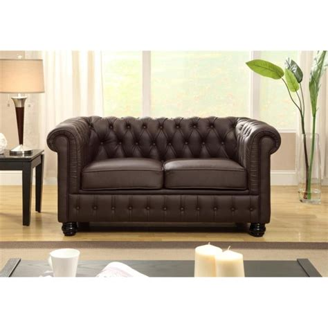 canapé chesterfield cuir object moved