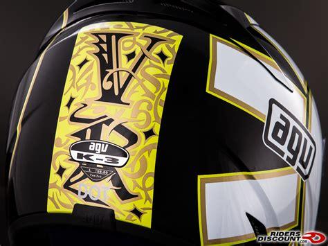 Helm Agv Motif Agv K3 Valentino Helmets Suzuki Gsx R Motorcycle