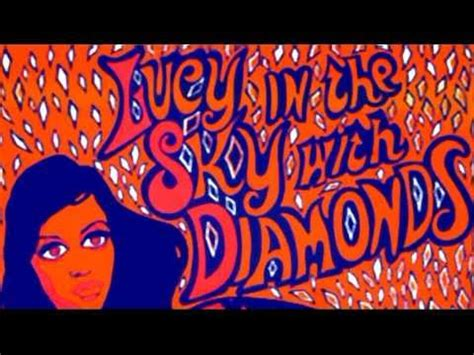 the beatles lucy in the sky with diamonds the beatles lucy in the sky with diamonds love version