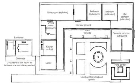 roman house plans roman villa floorplan http imagesscholasticcouk assets a c9 c9 ancient roman villa