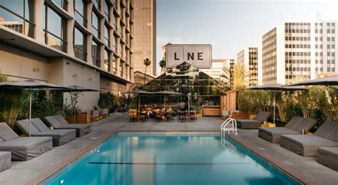 the line 4 the line hotel in los angeles for 220 the travel