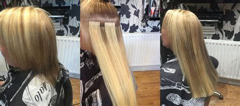 best hair extension method for thin hair gallery dona hair salon in redhill
