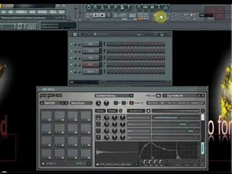 drum trigger tutorial fl studio tutorial fpc drum machine trigger pads with