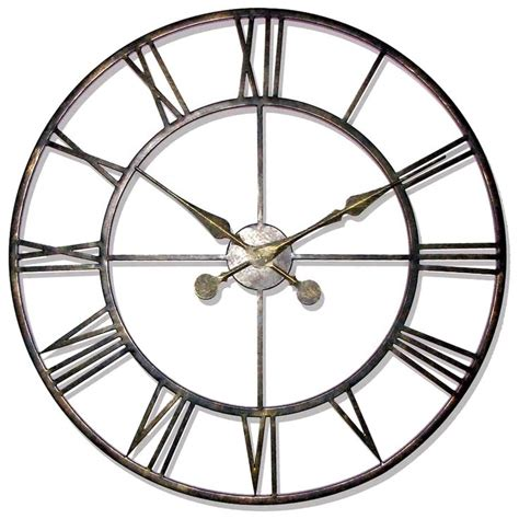 large wall clock 25 best ideas about large wall clocks on pinterest big
