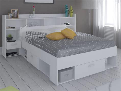 meuble cuisine table tete de lit avec rangements