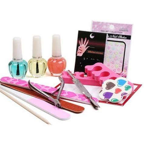 Terlaris Set Menicure Pedicure Manicure Set Meni Pedi Nailart Is manicure pedicure set 1
