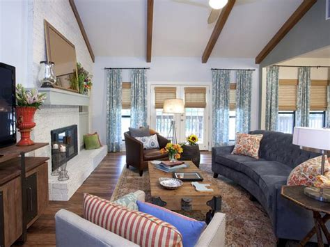 property brothers living rooms property brothers country living room with fireplace and