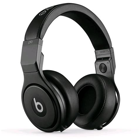 Headphone Beats Pro beats pro ear headphones black expansys australia