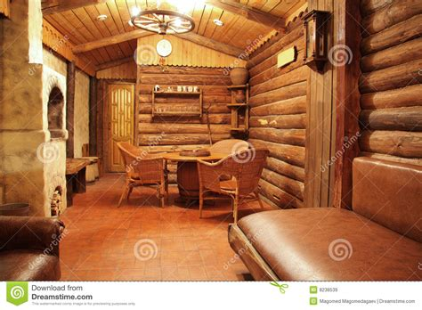 wooden interior wooden interior stock image image of house nobody