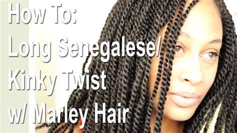 how do marley twists last in your hair how to long senegalese kinky twist w marley hair