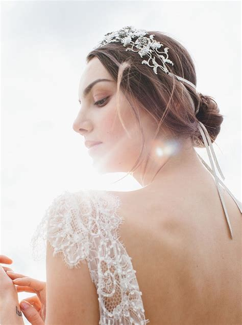 Diane Flower Headpiece 294 best images about wedding headpieces by behr on swarovski crystals