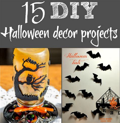 halloween decorations you can make at home 15 diy halloween decorations you can make at home