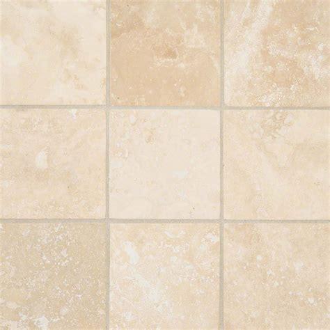 4x4 ceramic tile colors ms international travertine 4 x 4 honed filled tile