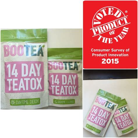 Mbhp Detox Bed Availability by Geniune Bootea 14 Day Teatox Daytime Detox Bedtime Cleanse