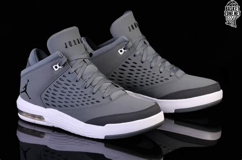 Nike Air Flight Origin 4 Cool Grey by Nike Air Flight Origin 4 Wolf Grey Price 115 00 Basketzone Net