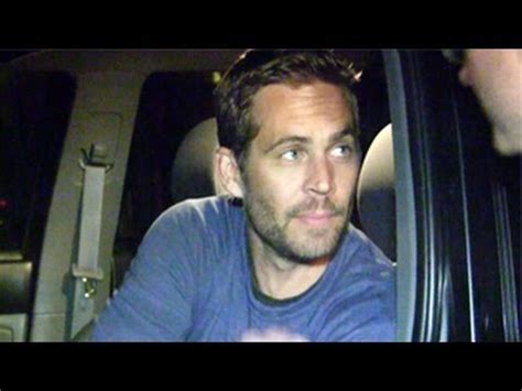 paul walker biography in spanish footage from paul walker s final completed film debuts