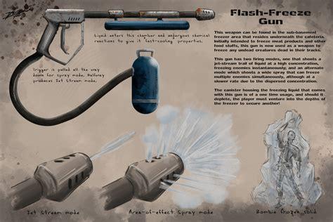 flash freeze gun by lygon on deviantart