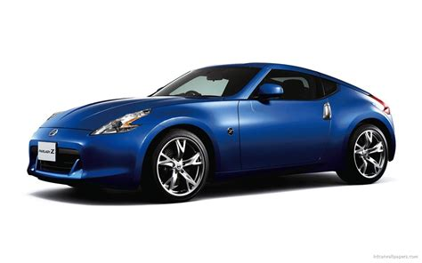 Nissan Fairlady Z Blue Wallpaper Hd Car Wallpapers