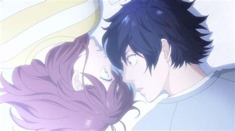 Sweater Anime One Wa Op 07 4 Blue Sweater Marine ao haru ride episode 4 19 curiouscloudy