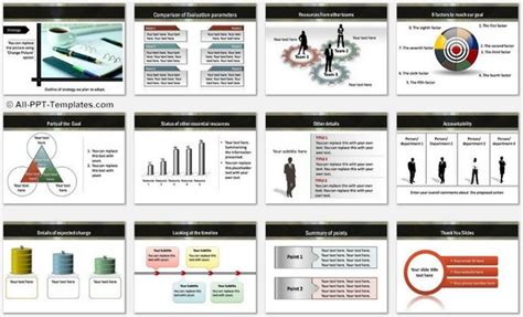 Powerpoint Strategic Roadmap Template Strategy Roadmap Ppt