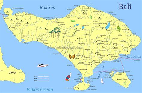 bali map toursmaps